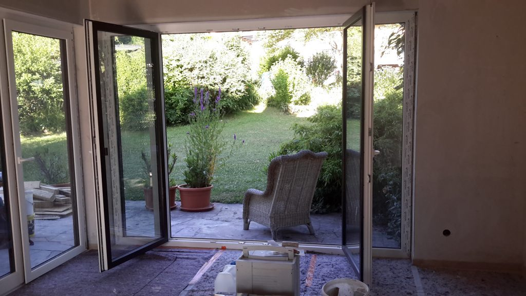 Fenster Profiroll by andy - for better moods
