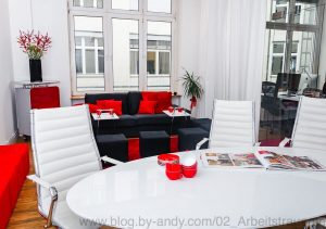 Meetingraum I |Agentur Webfox | by andy - for better moods