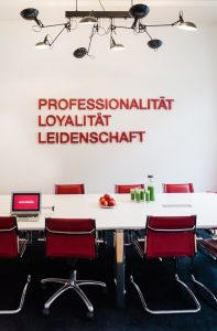 Meetingraum II |Agentur Webfox | by andy - for better moods