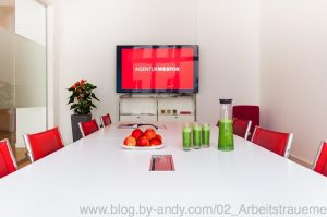 Meetingraum II | Agentur Webfox | by andy - for better moods