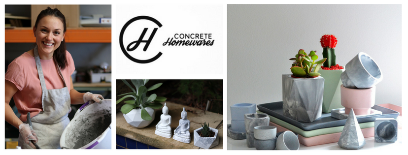 Concrete Homewares | by andy - for better moods