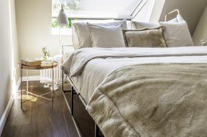 Schlafzimmer Berliner Dachgeschoss   by andy - for better moods
