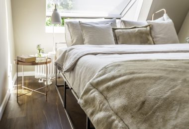 Schlafzimmer Berliner Dachgeschoss | by andy - for better moods