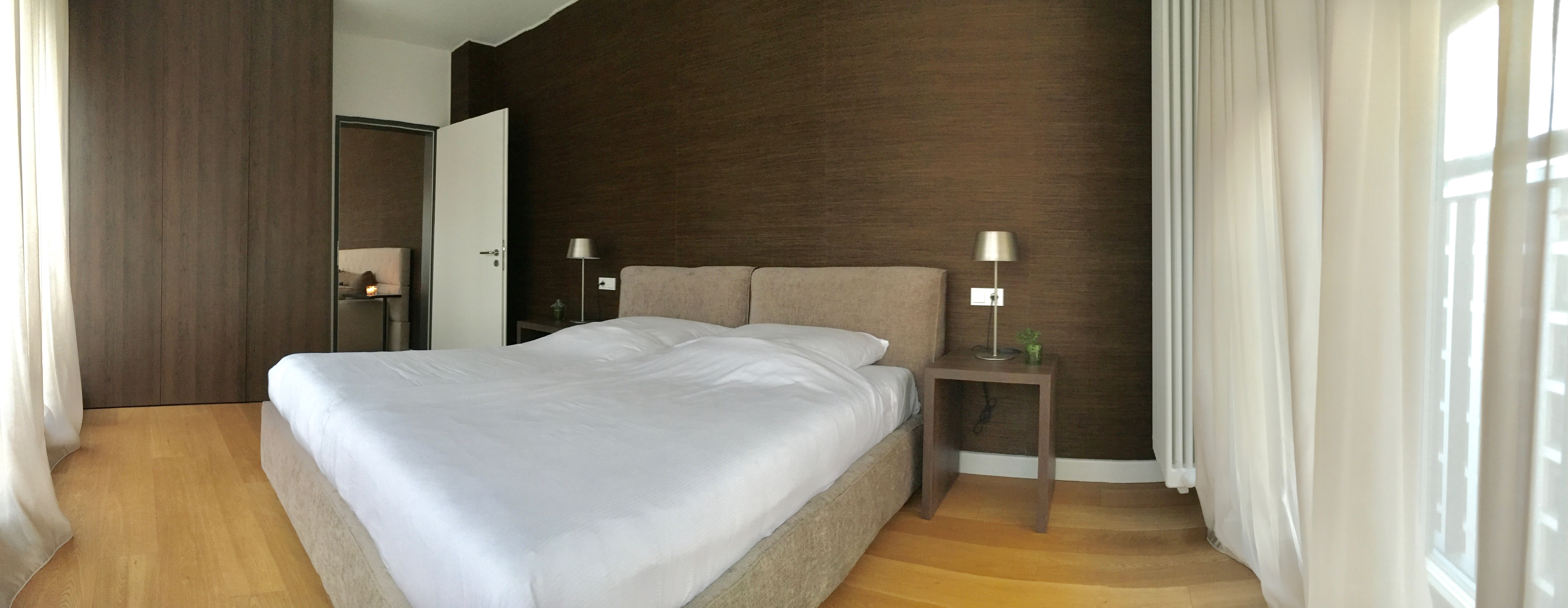 Schlafzimmer Für Interims-Berliner  by andy - for better moods
