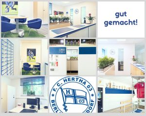 Hertha 03 Im NEUEN GLANZ | by andy - for better moods