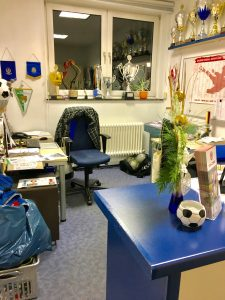 Hertha 03 Clubhaus   by andy - for better moods