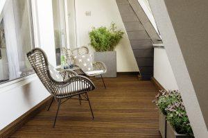 Terrasse Berliner Dachgeschoss   by andy - for better moods