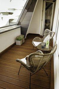 Terrasse Berliner Dachgeschoss | by andy - for better moods