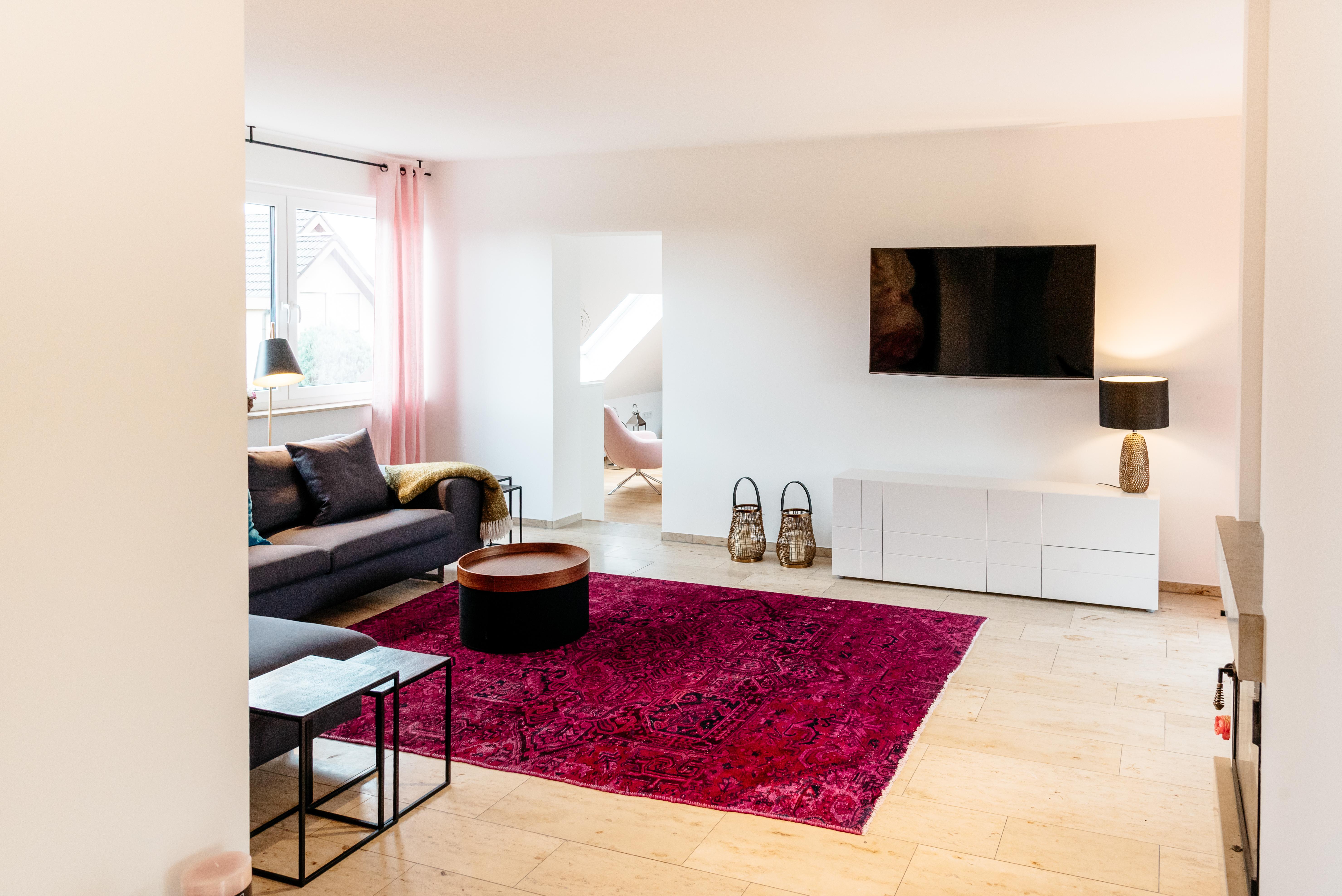 Wohnzimmer Phönix aus der Asche |by andy - for better moods