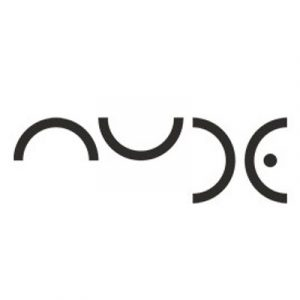 NUDE Glass Logo | by andy - for better moods