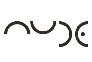 NUDE Glass Logo   by andy - for better moods