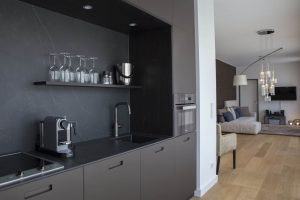 Küche Interims-Wohnung | by andy - for better moods