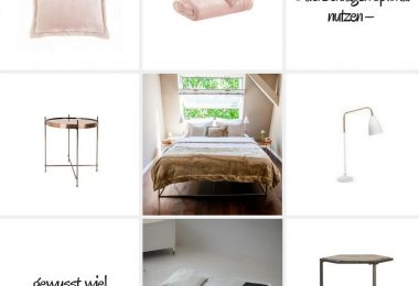Close-Up: Schlafzimmer im Berliner Dachgeschoss | by andy - for better moods