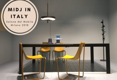 Midj in Italy |Salone del Mobile 2018 | by andy - for better moods