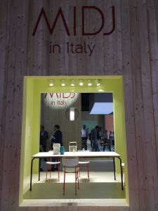 Midj in Italy  Salone del Mobile 2018   by andy - for better moods