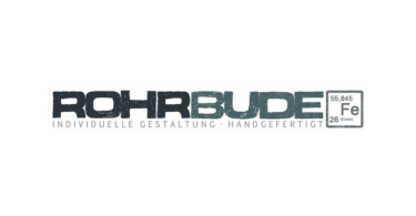 Rohrbude_Logo | by andy - for better moods