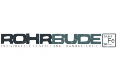 Rohrbude_Logo |by andy - for better moods