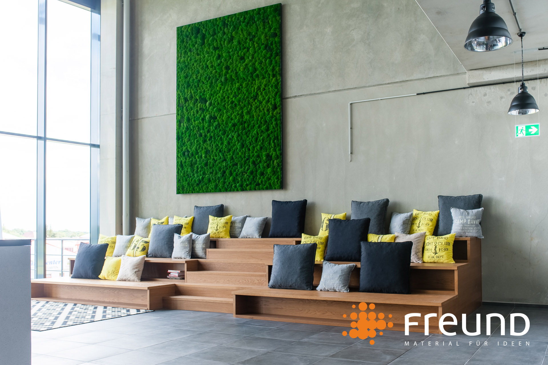 Freund GmbH Moosmanufaktur | by andy - for better moods