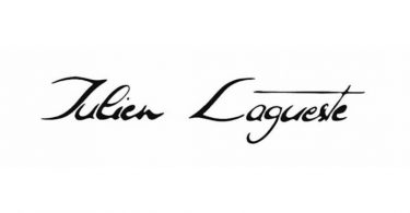 Logo Julien Lagueste | by andy - for better moods