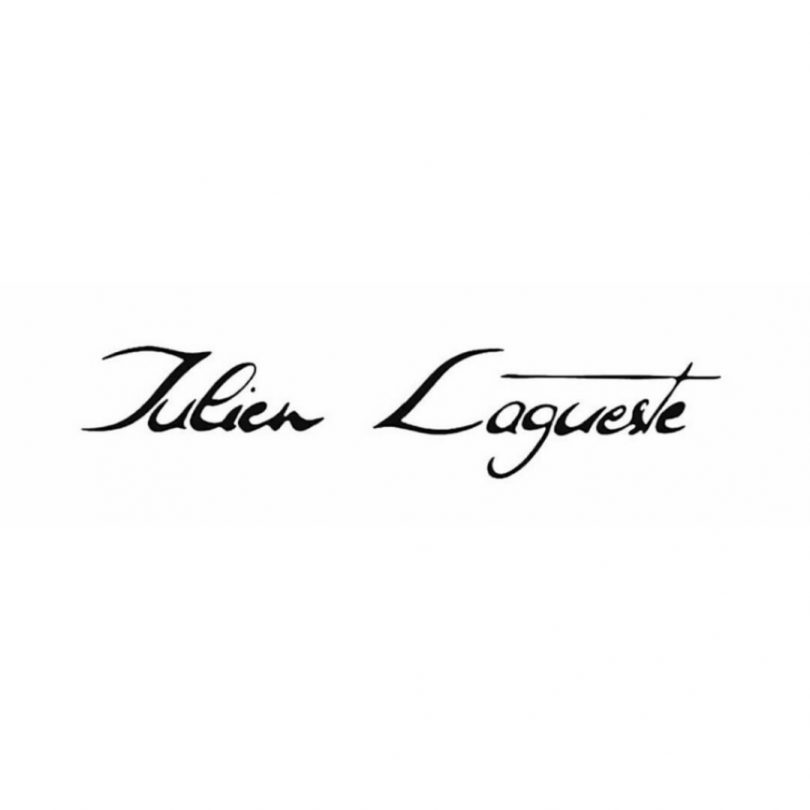Logo Julien Lagueste |by andy - for better moods
