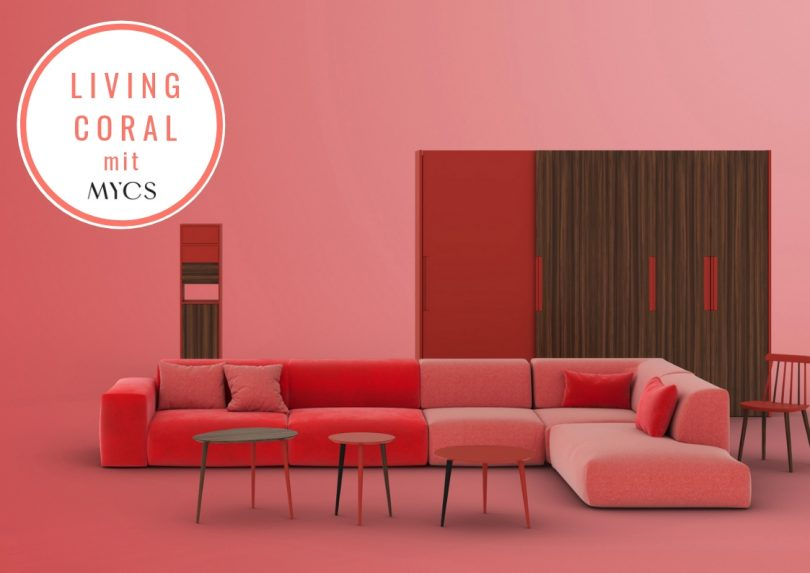 Living_Coral_MYCS |by andy INTERIORDESIGN