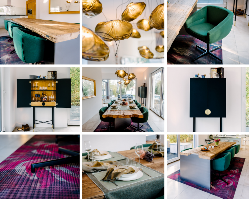 18_by Andy Showroom Esszimmer