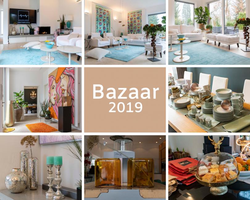Bazaar 2019 |by andy INTERIORDESIGN