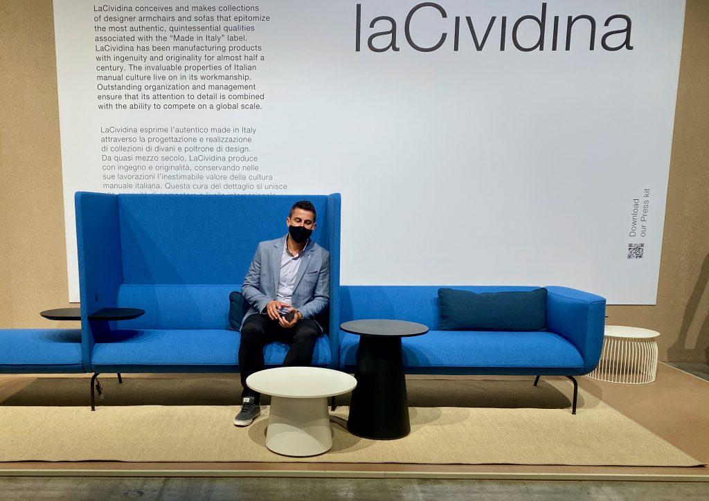 NEW OFFICE in Milano 2021